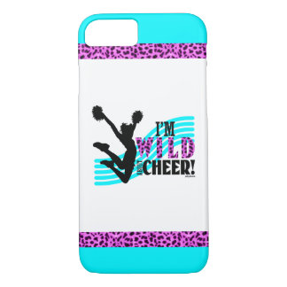 Wild About Cheer iPhone 7 Case