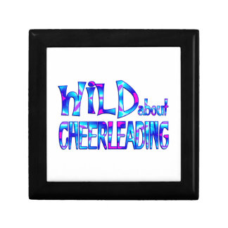 Wild About Cheerleading Gift Box
