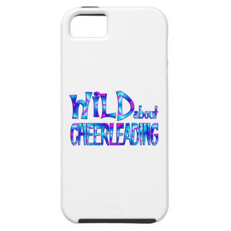 Wild About Cheerleading iPhone 5 Cover