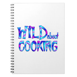 Wild About Cooking Notebook