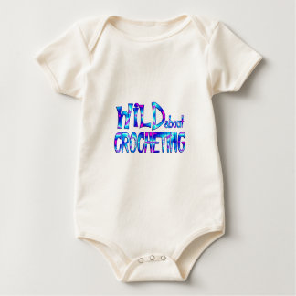 Wild About Crocheting Baby Bodysuit