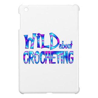 Wild About Crocheting iPad Mini Case