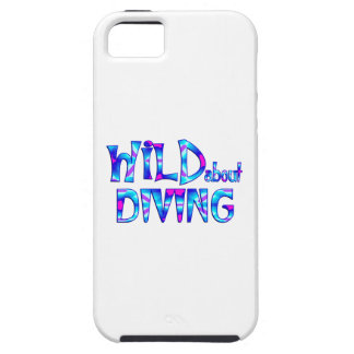 Wild About Diving iPhone 5 Cover