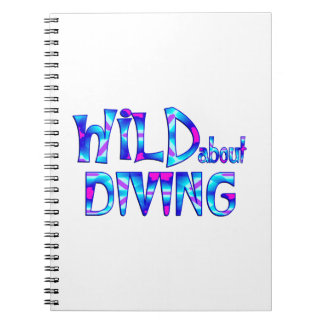Wild About Diving Notebooks