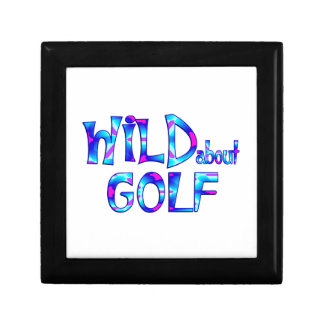 Wild About Golf Gift Box
