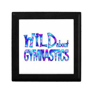 Wild About Gymnastics Gift Box