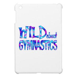 Wild About Gymnastics iPad Mini Cover