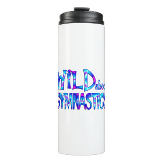 Wild About Gymnastics Thermal Tumbler