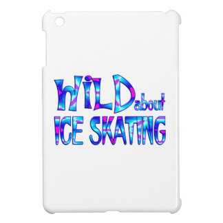 Wild About Ice Skating Cover For The iPad Mini