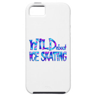 Wild About Ice Skating iPhone 5 Covers