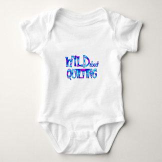 Wild About Quilting Baby Bodysuit