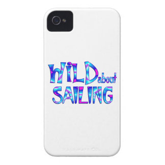 Wild About Sailing iPhone 4 Cover