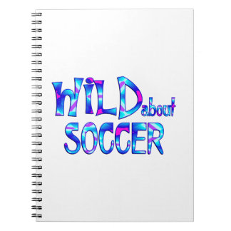 Wild About Soccer Notebook