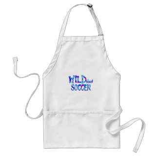 Wild About Soccer Standard Apron