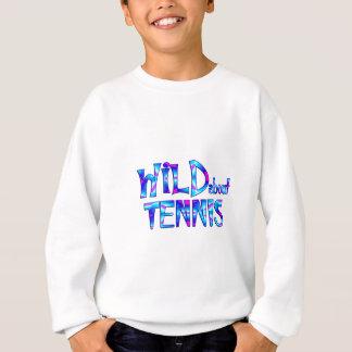 Wild About Tennis Sweatshirt