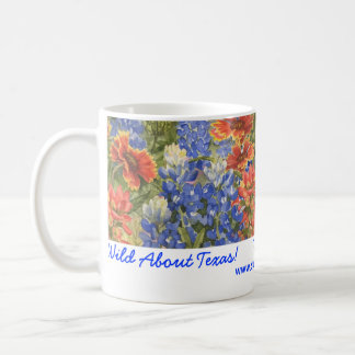 Wild About Texas!     Classic Mug