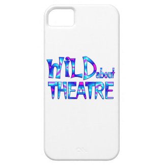 Wild About Theatre iPhone 5 Case