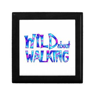 Wild About Walking Gift Box