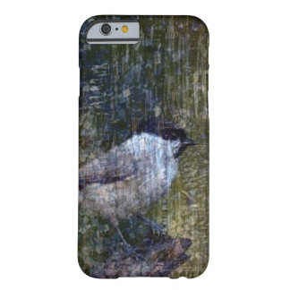 Wild  Abstract Chickadee Barely There iPhone 6 Case