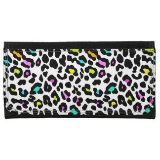 Wild and Colorful Wallet