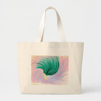 Wild and Free Large Tote Bag