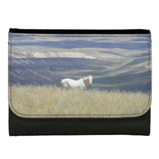 Wild and Free Leather Wallet