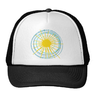 Wild and Free You Are My Sunshine Trucker Hat