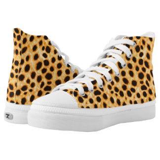 Wild Animal Cheetah Design Zizzago