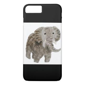 Wild Animal Elephant Art iPhone 7 Plus Case