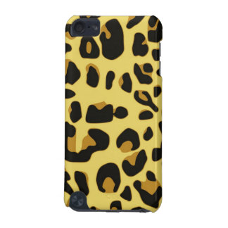 Wild Animal Pattern iPod Touch (5th Generation) Cover