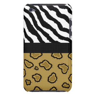 Wild Animal Print Barely There iPod Cover
