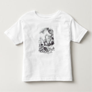 Wild Animals from 'A History of the Earth Toddler T-shirt