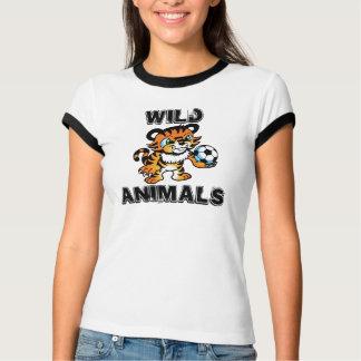 Wild Animals Soccer Shirt