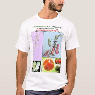 Wild Apples and Crabapples T-Shirt