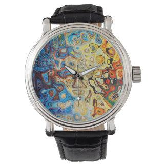 Wild art design watch