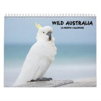 """""""Wild Australia"""" Australian Wildlife Calendar"""