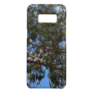 Wild Australian White Cockatoos, Case-Mate Samsung Galaxy S8 Case