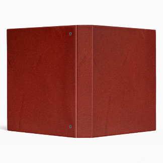 wild berry faux leather binder