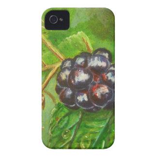 Wild Blackberries ripening in Summer Case-Mate iPhone 4 Cases