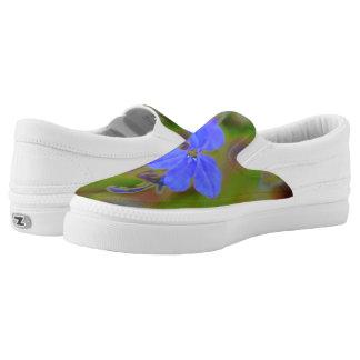 Wild Blossom Slip-On Sneakers