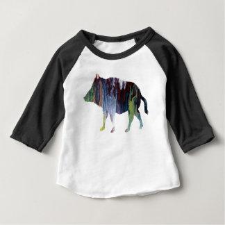 Wild boar baby T-Shirt