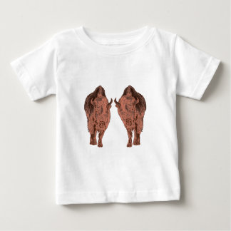 Wild Buffalo Baby T-Shirt