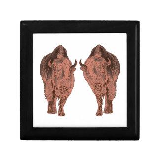 Wild Buffalo Gift Box