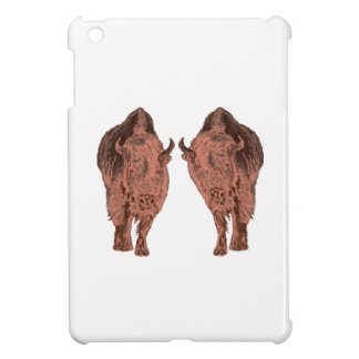 Wild Buffalo iPad Mini Case