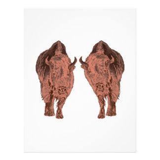 Wild Buffalo Letterhead