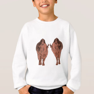Wild Buffalo Sweatshirt