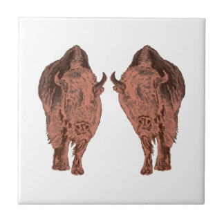 Wild Buffalo Tile