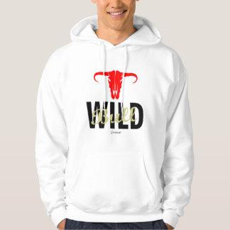 Wild Bull by VIMAGO Hoodie