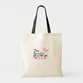 Wild Bunny~ Tote Bag