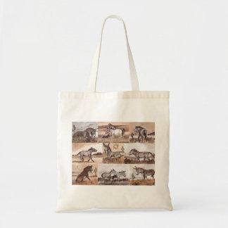 Wild Burros of the Southwest Tote Bag LLMartin